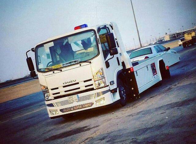 موقع سطحة الرياض لنقل السيارات 1